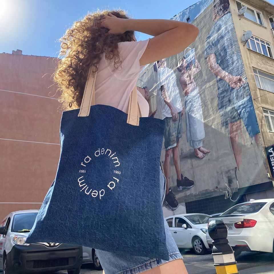 トルコのファクトリーブランド ra denim
